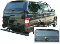Превращение пикапа УАЗ в фургон