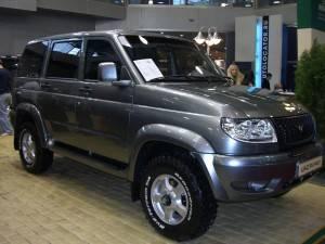 Последняя модель УАЗ