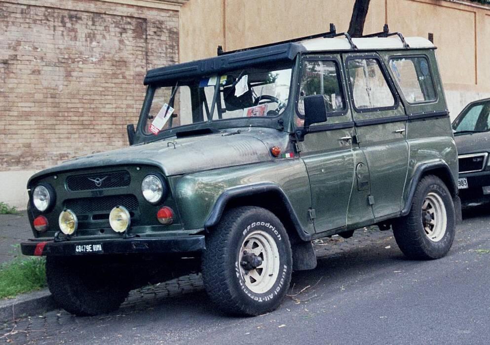 Авто УАЗ 31514