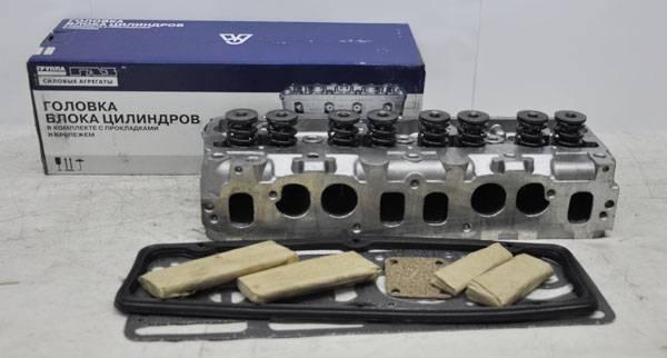 Головка цилиндров из алюминия для мотора УМЗ 417