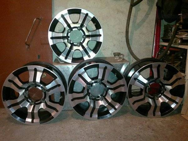 УАЗ - литые диски