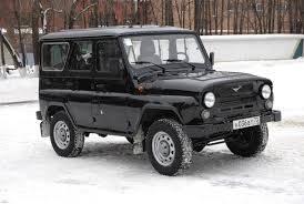 Современный УАЗ 469