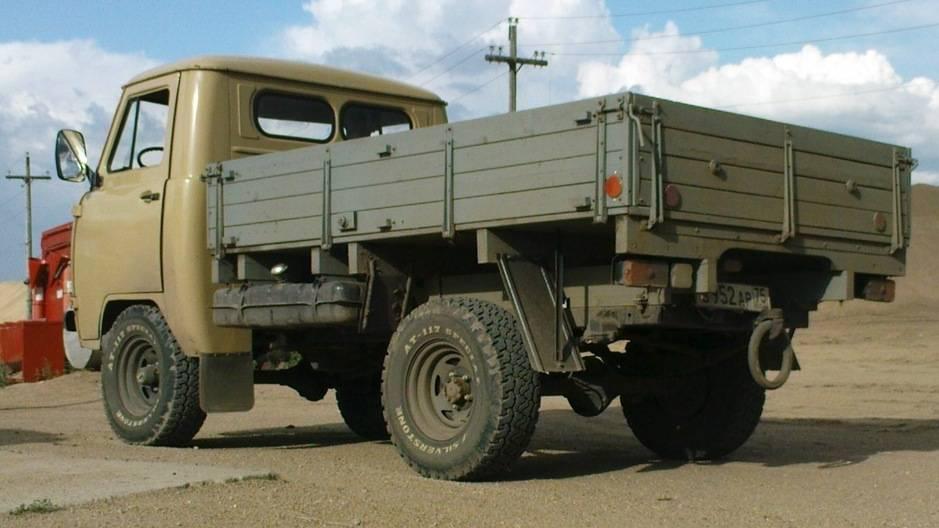3303 УАЗ