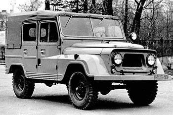 УАЗ 469 от 1964 г.
