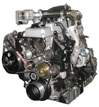 Дизельный двигатель Хантер