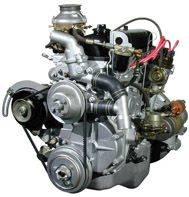 Двигатель 417 уаз