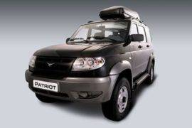 Модификации УАЗ Патриот