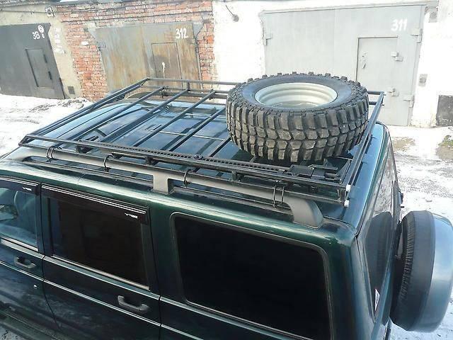 Экспедиционный багажник на УАЗ