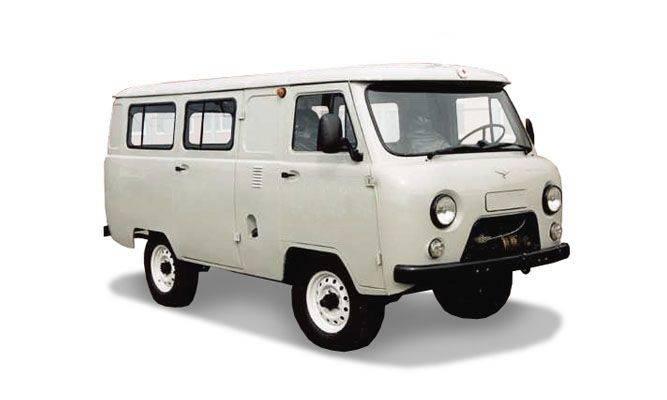 УАЗ 396255