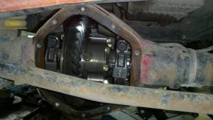 Агрегат на машине