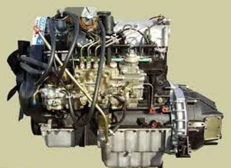 Дизельный мотор мощней