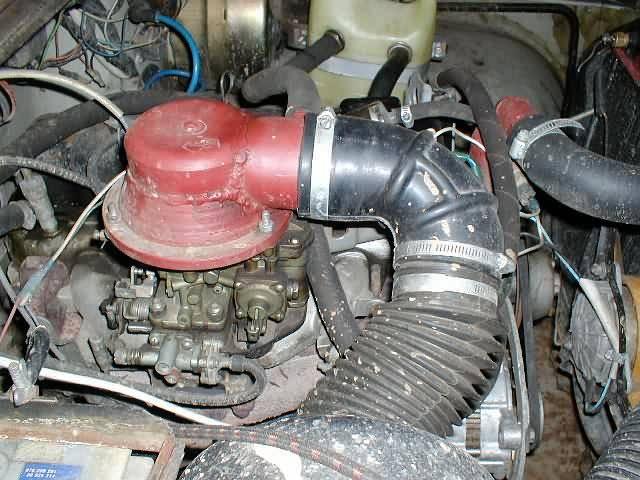 Уаз и его мотор