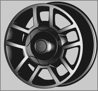 Литый диск УАЗ