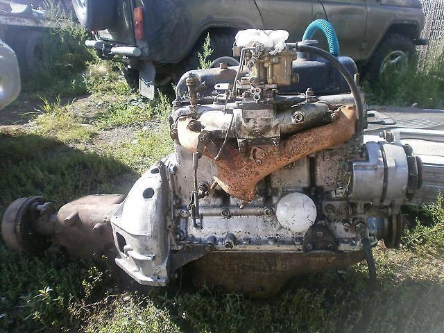 Надежный мотор