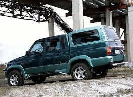 Новая модель УАЗ-23632