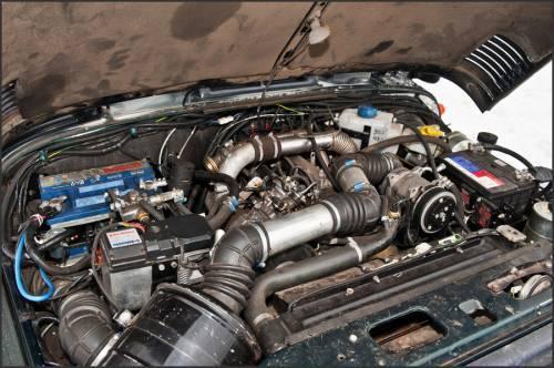 Улучшенный мотор