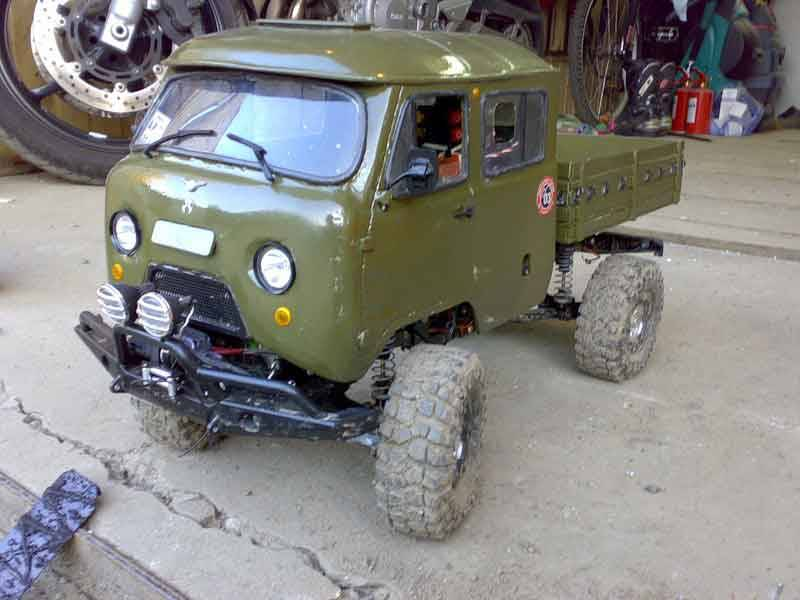 Буханка грузовик