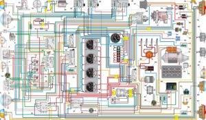 341 300x175 - Схема проводки уаз 452