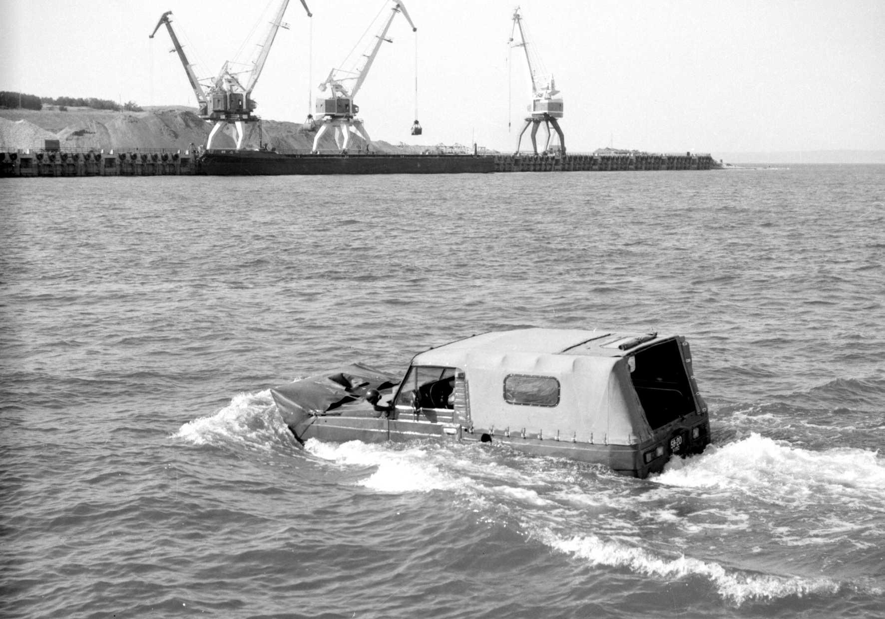Плавающее авто