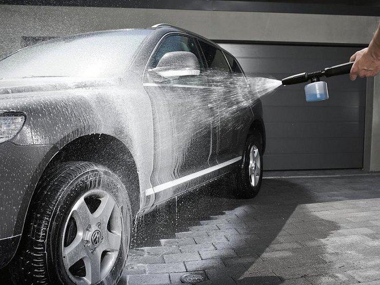 особенности помывки машины в зимний период