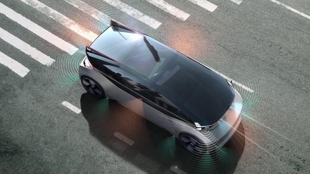 работают беспилотные автомобили