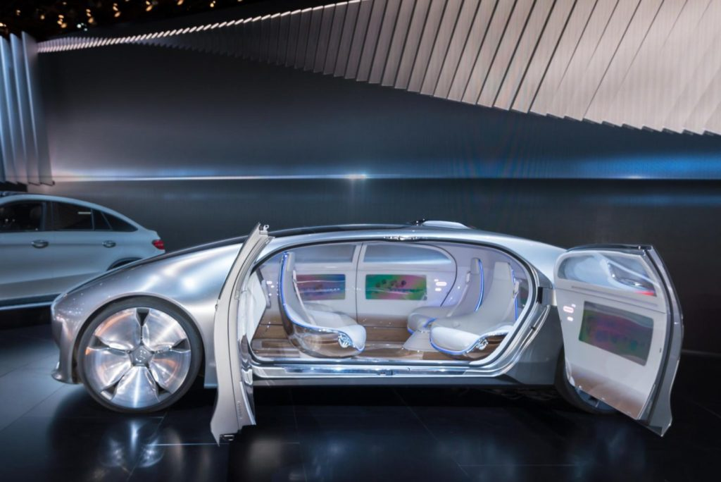 еспилотных автомобилей