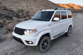 В США появился официальный дистрибьютор УАЗ