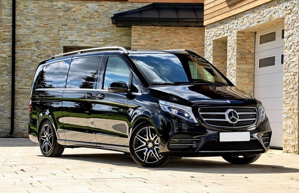 Минивэн Mercedes Benz V Класса