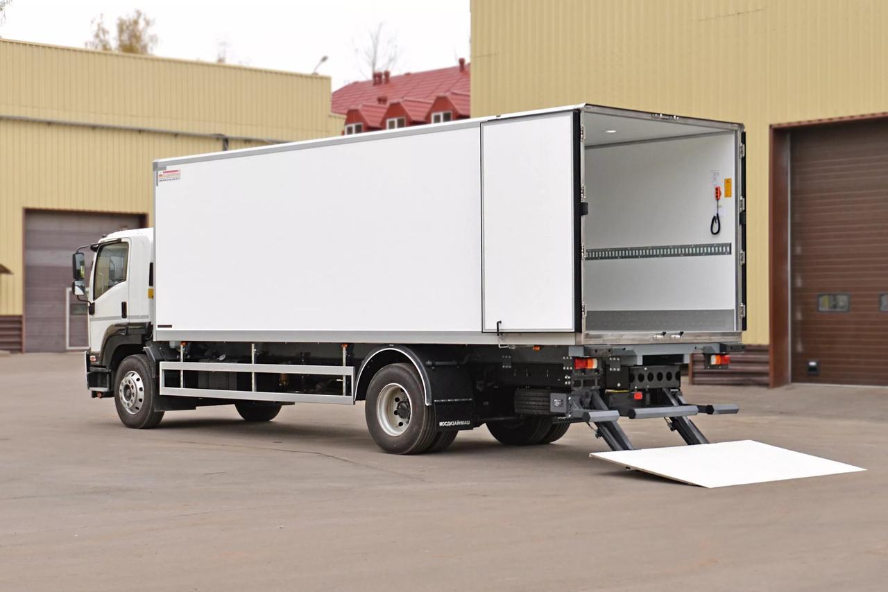 Грузовой изотермический фургон